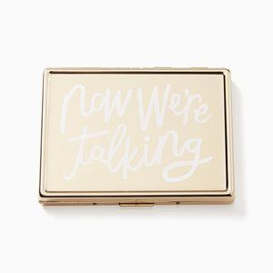 "Kate Spade ""Now We're Talking"" ID Holder"